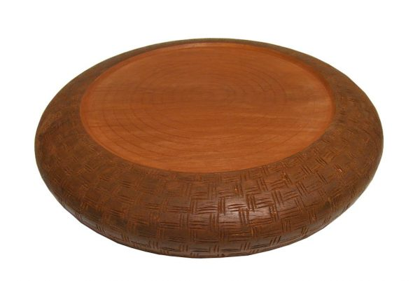 Carved-Wooden-Basket-Bowl-Spanish-Cedar-and-Milk-Paint-Bottom-BOWL-004-O-Cedar-RWP-Picture-121.jpg