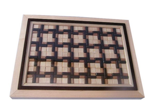 Designer-Cutting-Board-Small-Squares-with-Knife-and-Glass-CUTTING-SmSQ-L-maple-RWP-small-sqeares-cutting.jpg