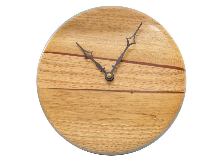 Modern Wood Wall Clock Kitchen Wall Clock Home Decor