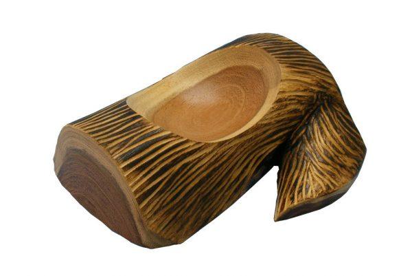 Natural Bowl-RusticBranch Bowl - Cuff Link Bowl - BOWL-Branch1-O-shita