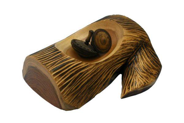 Rustic Cufflink Bowl - Natural Bowl - Nitetime Ring Holder - Mens Gift - BOWL-Branch1-O-shita-RWP-217tryfirst0016.jpg